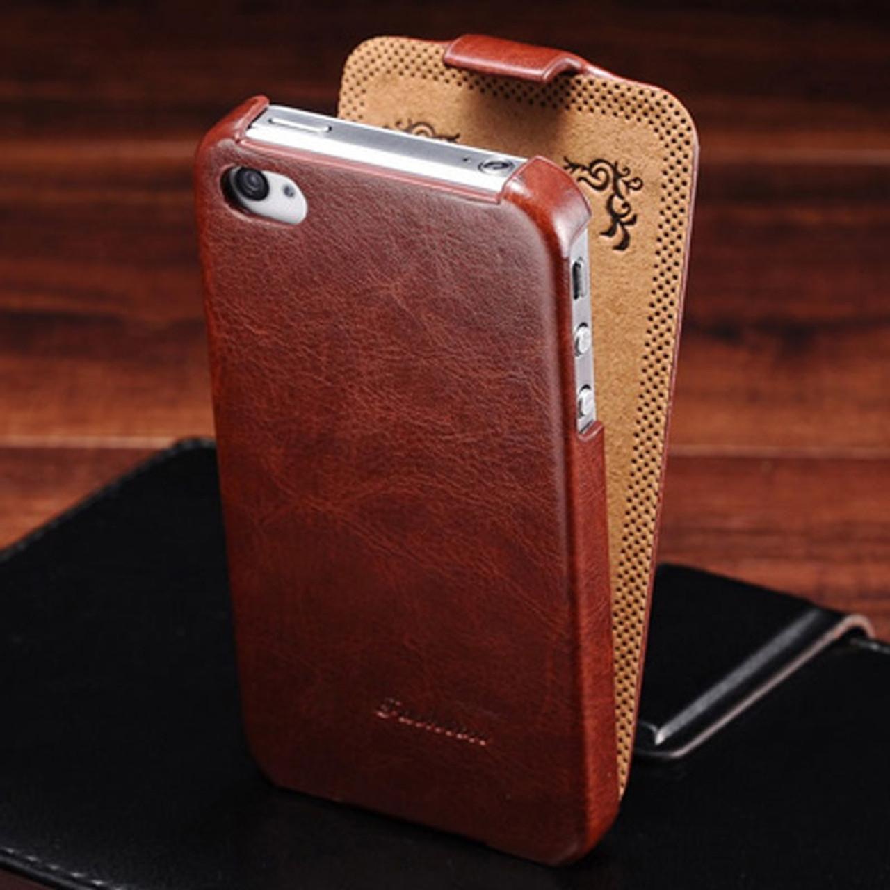 coque flip cover iphone 4
