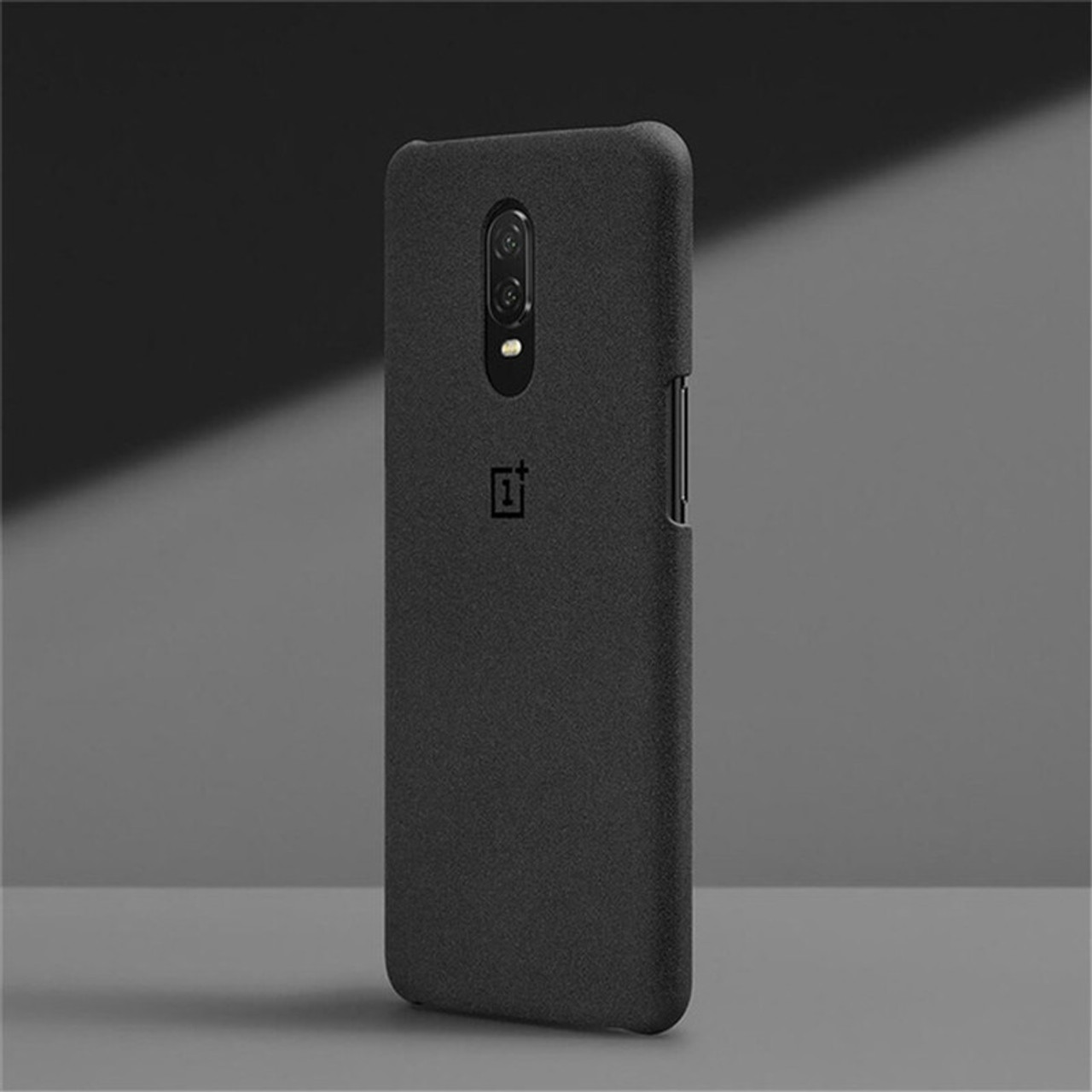 new product 1773d 5f1da oneplus 6T case original 100% Oneplus official protective cover silicone  Nylon Karbon bumper Leather Flip cover one plus 6