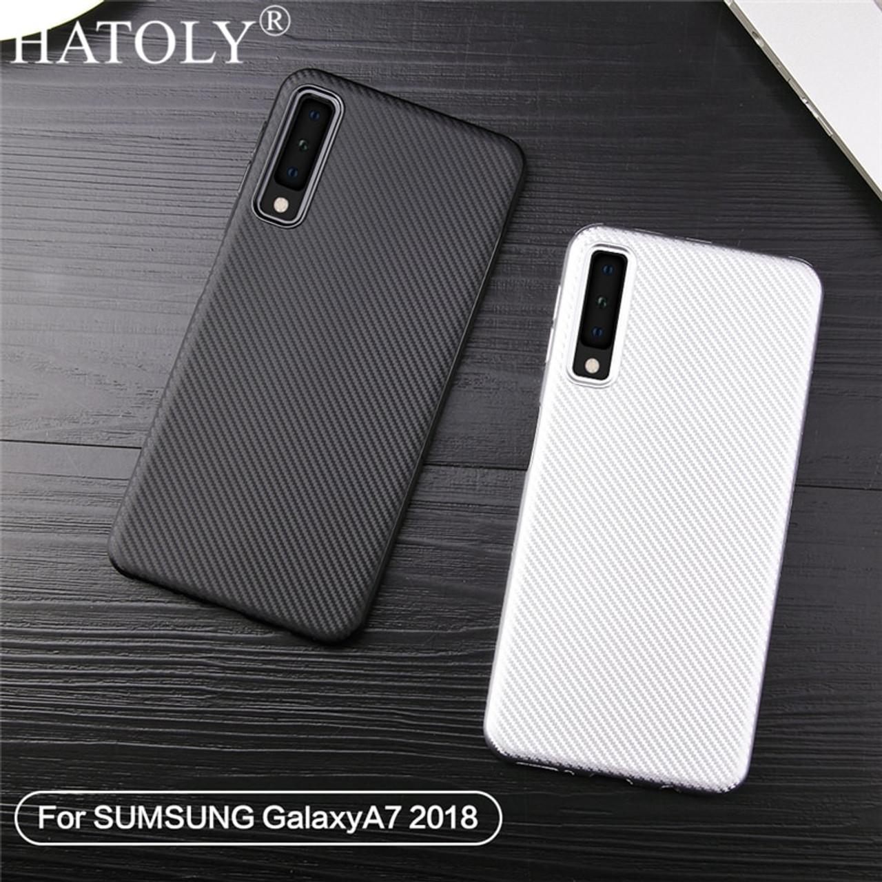 size 40 e281f fff83 sFor Phone Case Samsung Galaxy A7 2018 Case Rubber Armor Phone Cover For  Samsung A7 2018 Case For Samsung Galaxy A7 2018 A750