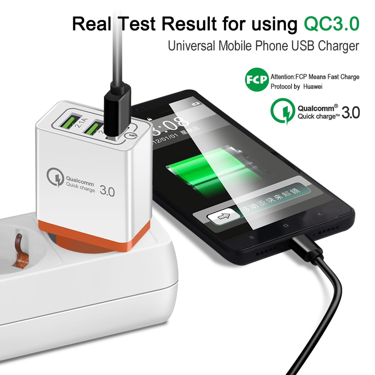 super popular 7836e d5683 Olaf USB Charger quick charge 3.0 for iPhone X 8 7 iPad Fast Wall Charger  for Samsung S9 Xiaomi mi 8 Huawei Mobile Phone Charger