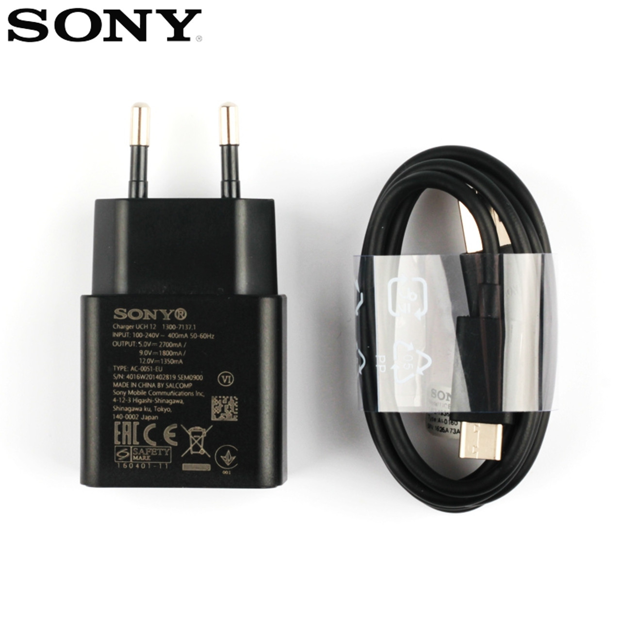 Quick Charge Qc 3.0 2-usb Car Charger Mobile Phone Accessories Type C Cable For Sony Xperia L1 L2 Xz Xzs Xz1 Xz2 Premium X Compact Xa1 Plus Xa2 Ultra Cellphones & Telecommunications
