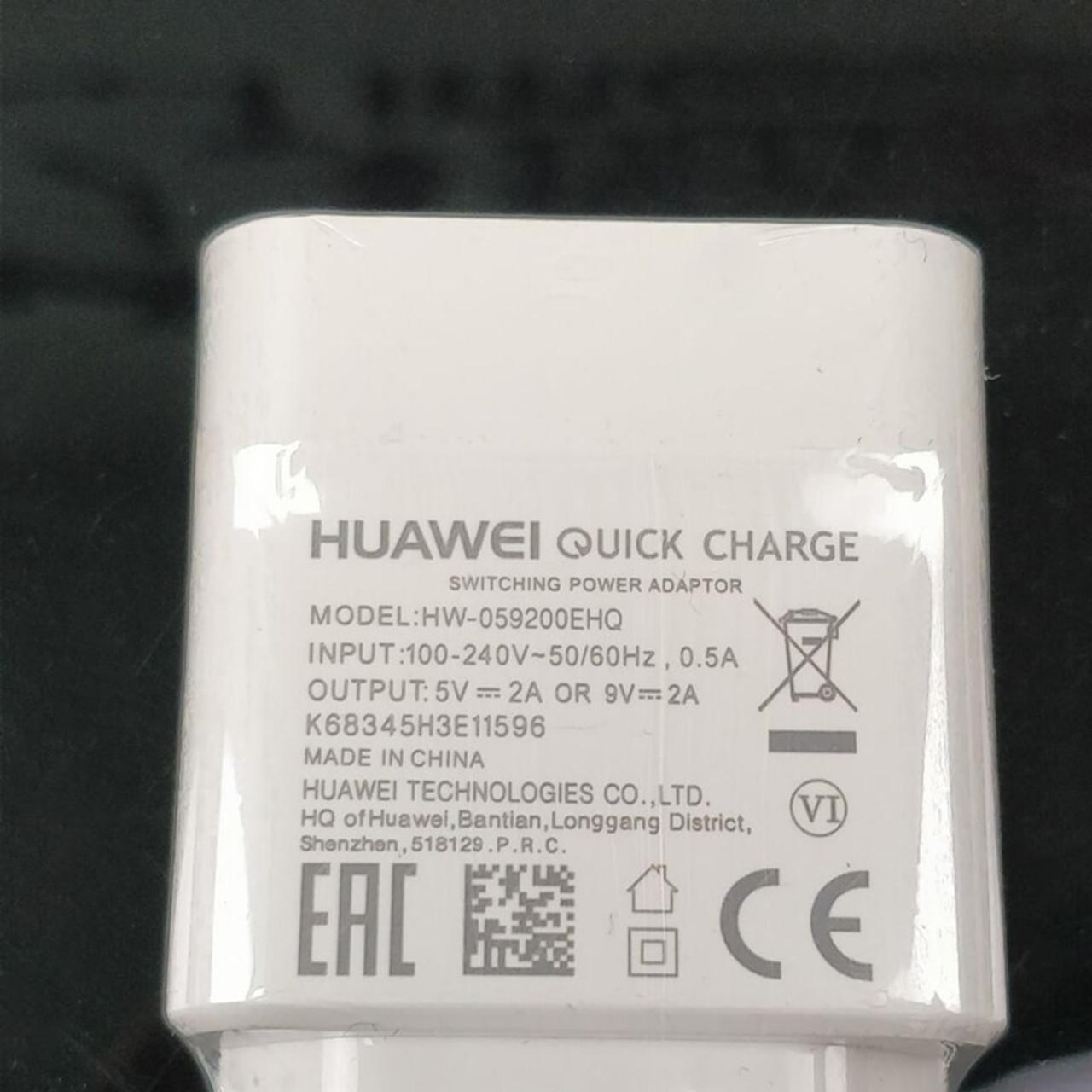 Original huawei nova 3 Wall charger For p20 p10 P9 Lite P8 Honor 9 8 Nova 2  3i Plus V8 mate 10 lite qc 2 0 quick charge adaptor