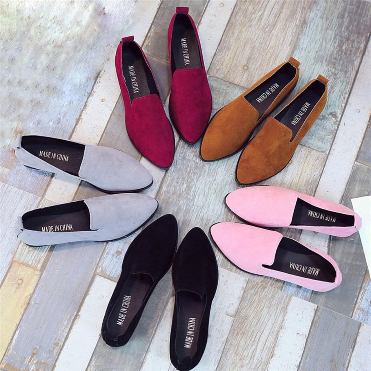 Women Ladies Slip On Flat Sandals