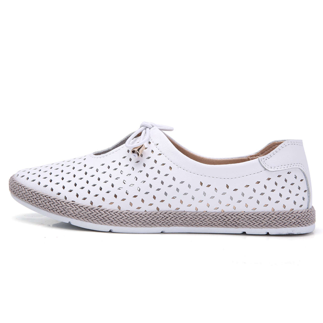 O16U Women Flats Shoes Ballet Flat