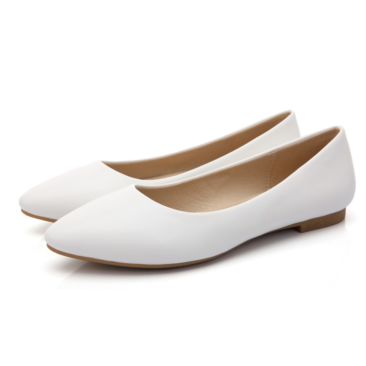YALNN 2019 New Women Shoes Flat Leather