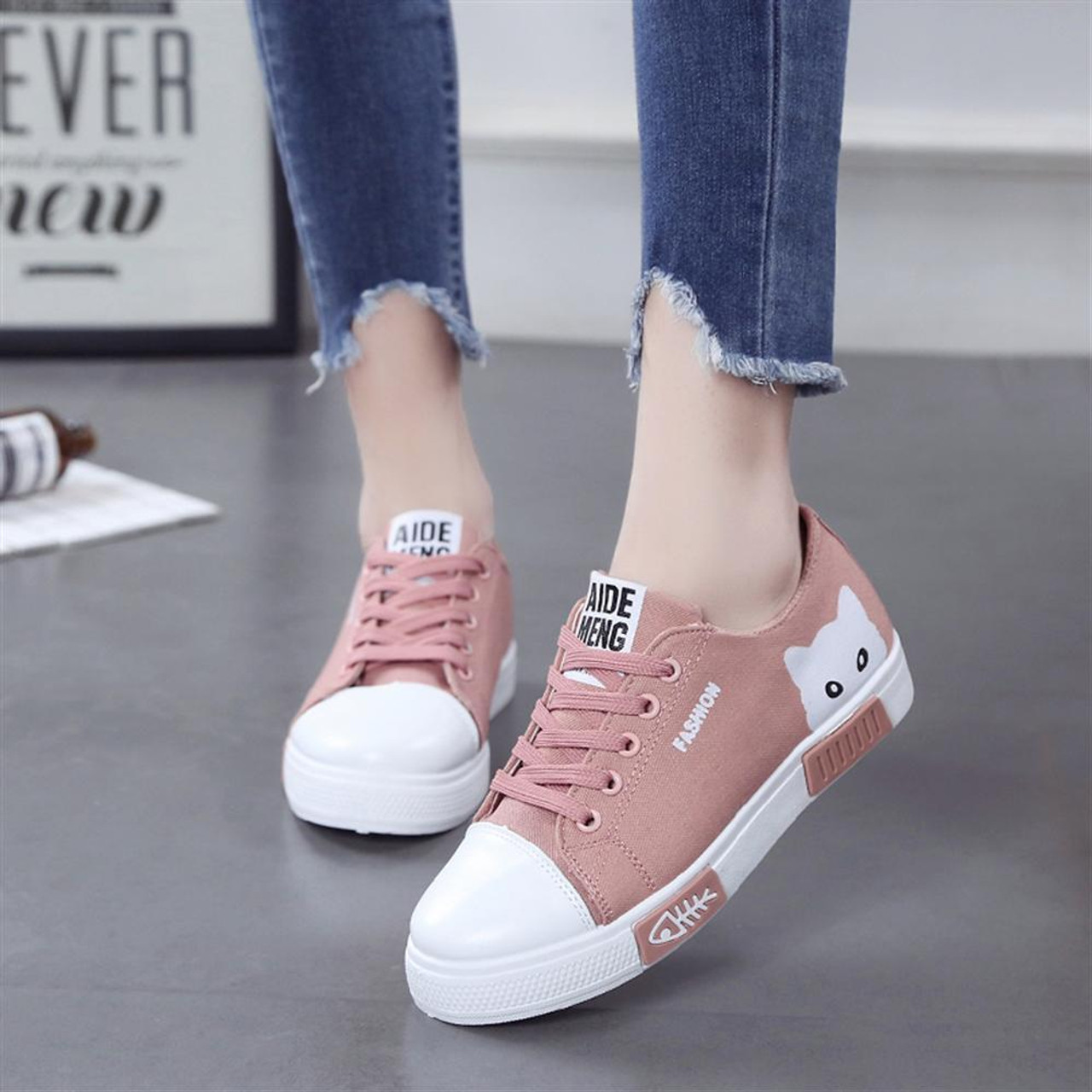 Spring Fall 2018 New Shoes Women Flats