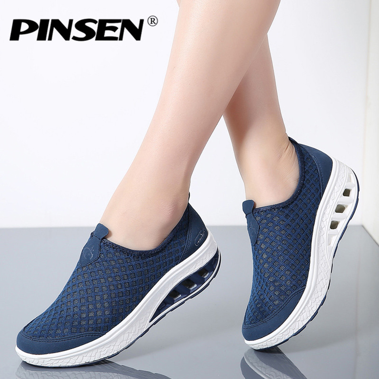 PINSEN 2019 Summer Platform Women
