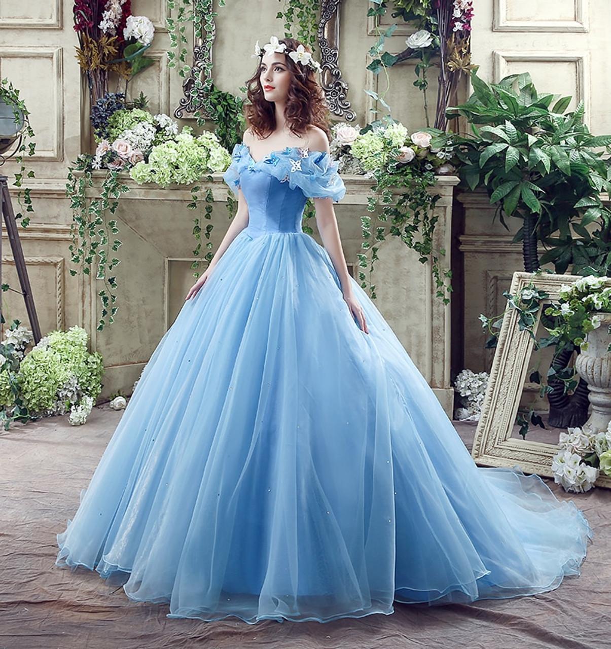 Wedding Dresses Cinderella