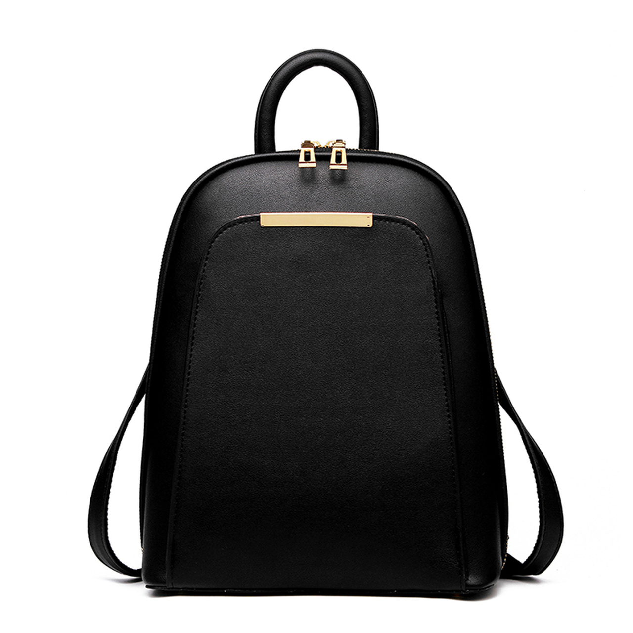 ... DIZHIGE Brand 2017 Solid High Quality PU Leather Backpack Women  Designer School Bags For Teenagers Girls ... 07e242b980905