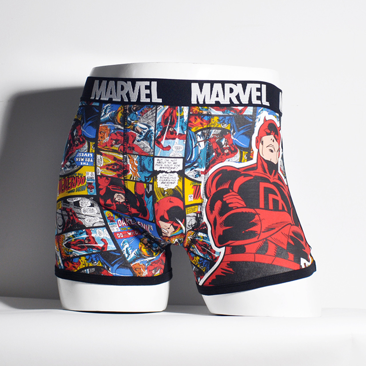 Men in panties cartoons Cartoon Men Underwear Brand Marvel Boxer Underpants Cotton Batman Comic Boxers Shorts Hombre Panties Mens Under Wear Trunks Onshopdeals Com