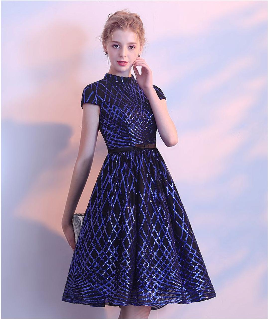 knee length cocktail dress
