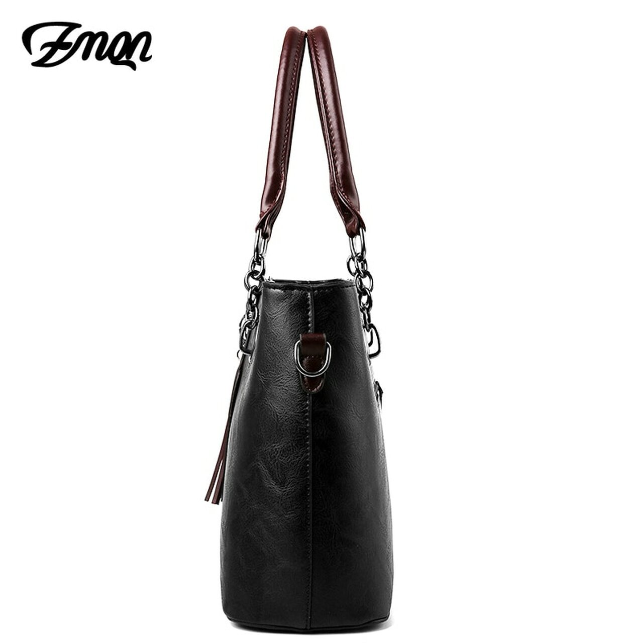 756e98e8633 ... ZMQN Luxury Handbags Women Bag Designer 2018 Big Ladies Hand Bag For Women  Solid Shoulder Bag ...