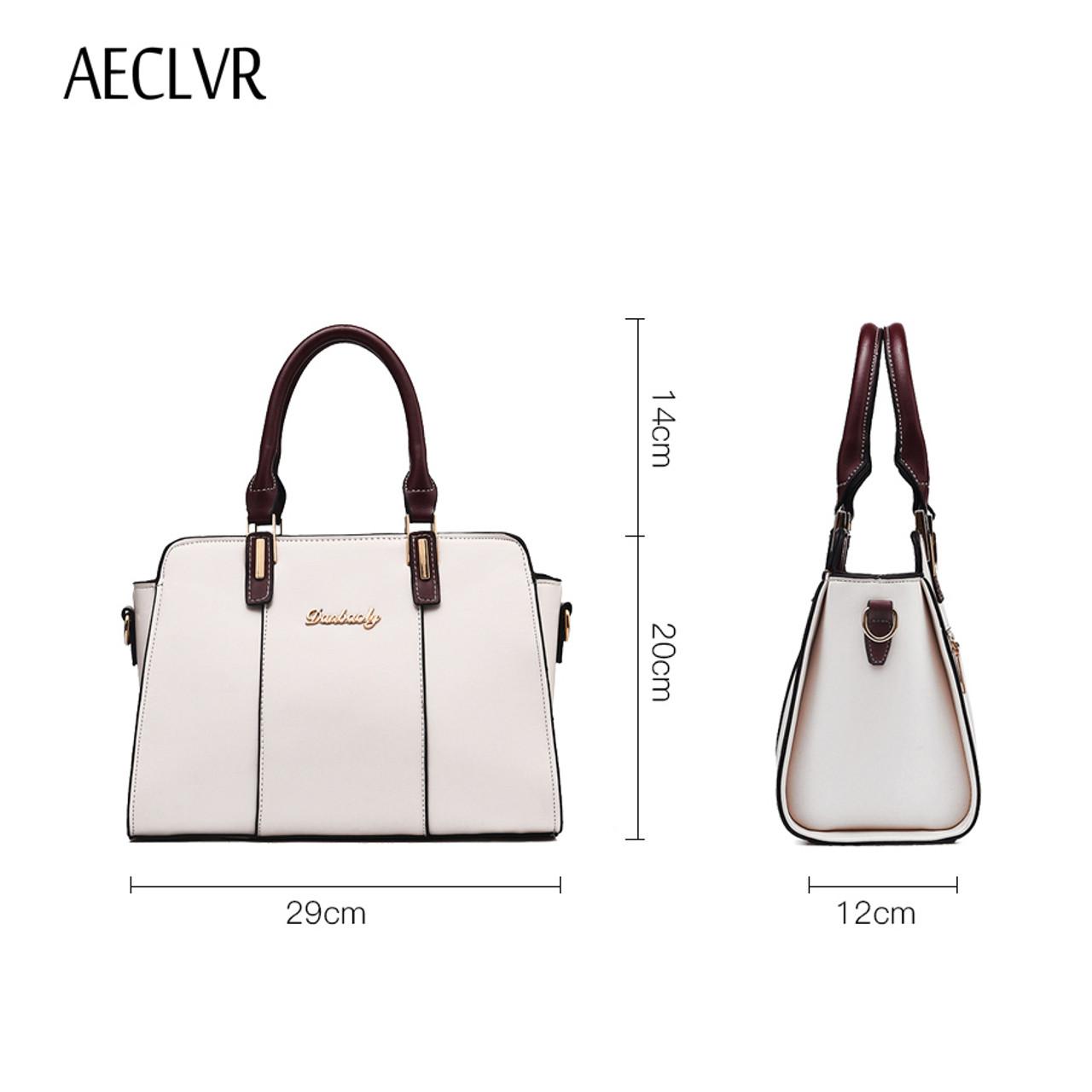 550f3f1910 ... AECLVR women shoulder bag Large capacity crossbody bags for women 2018  elegant Ladies luxury handbags women ...