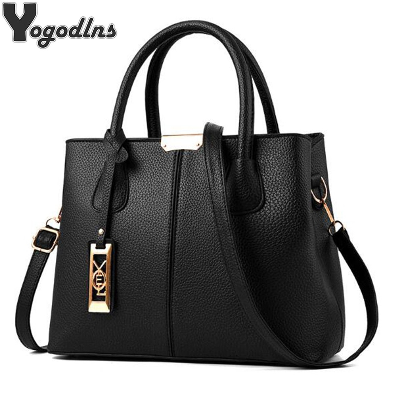 New Arrival PU Leather Handbags Casual Women Shoulder Bag Designers Ladies  Hand Bags Simple Style Crossbody Messenger Bags - OnshopDeals.Com d879dab120986