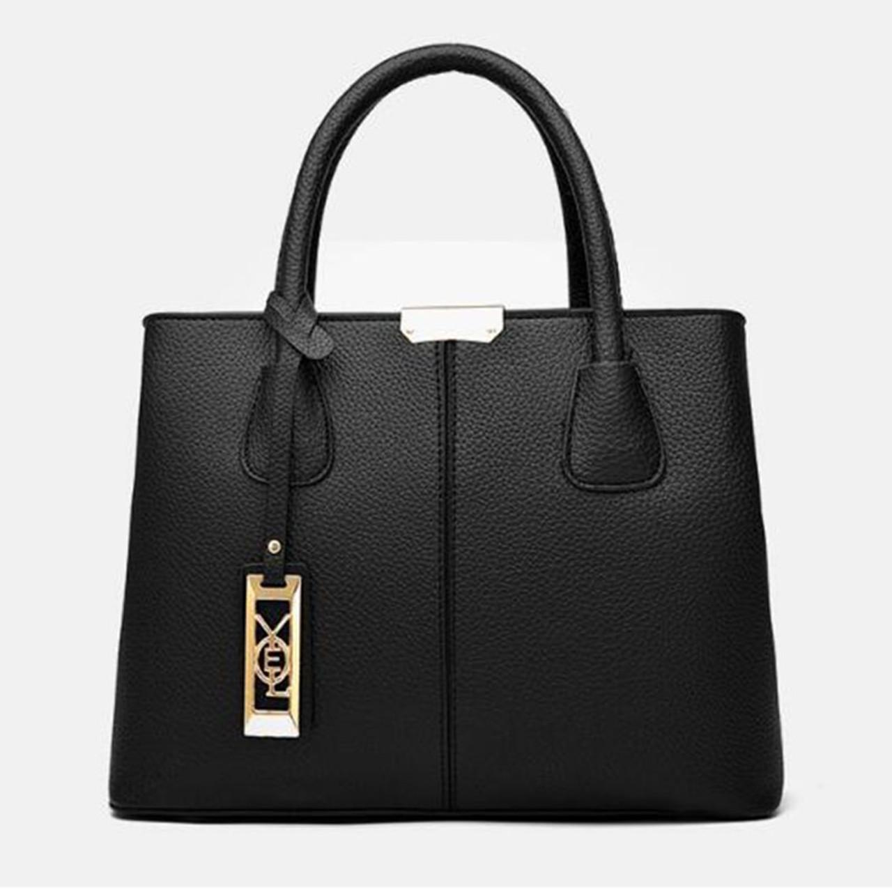 ... New Arrival PU Leather Handbags Casual Women Shoulder Bag Designers  Ladies Hand Bags Simple Style Crossbody ... edc6b44cd4