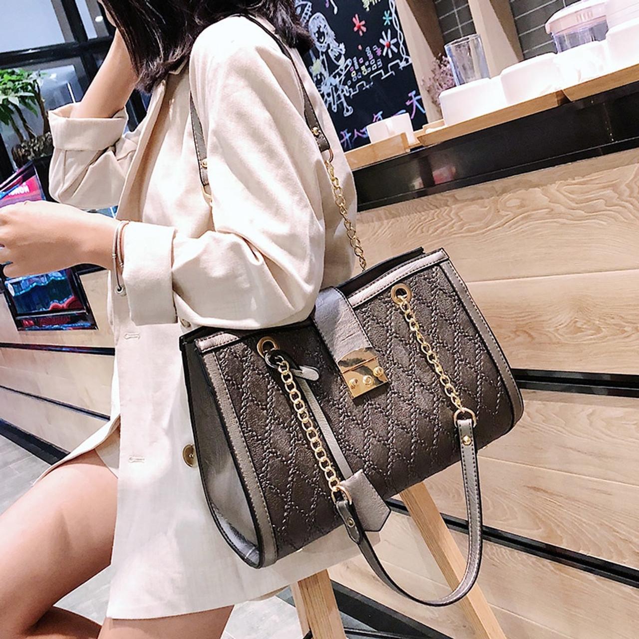 42653ed8cb Sac Femme Famous Brand Luxury Handbags Women Bags Designer Female Leather  Shoulder Bag Ladies Elegant Messenger ...