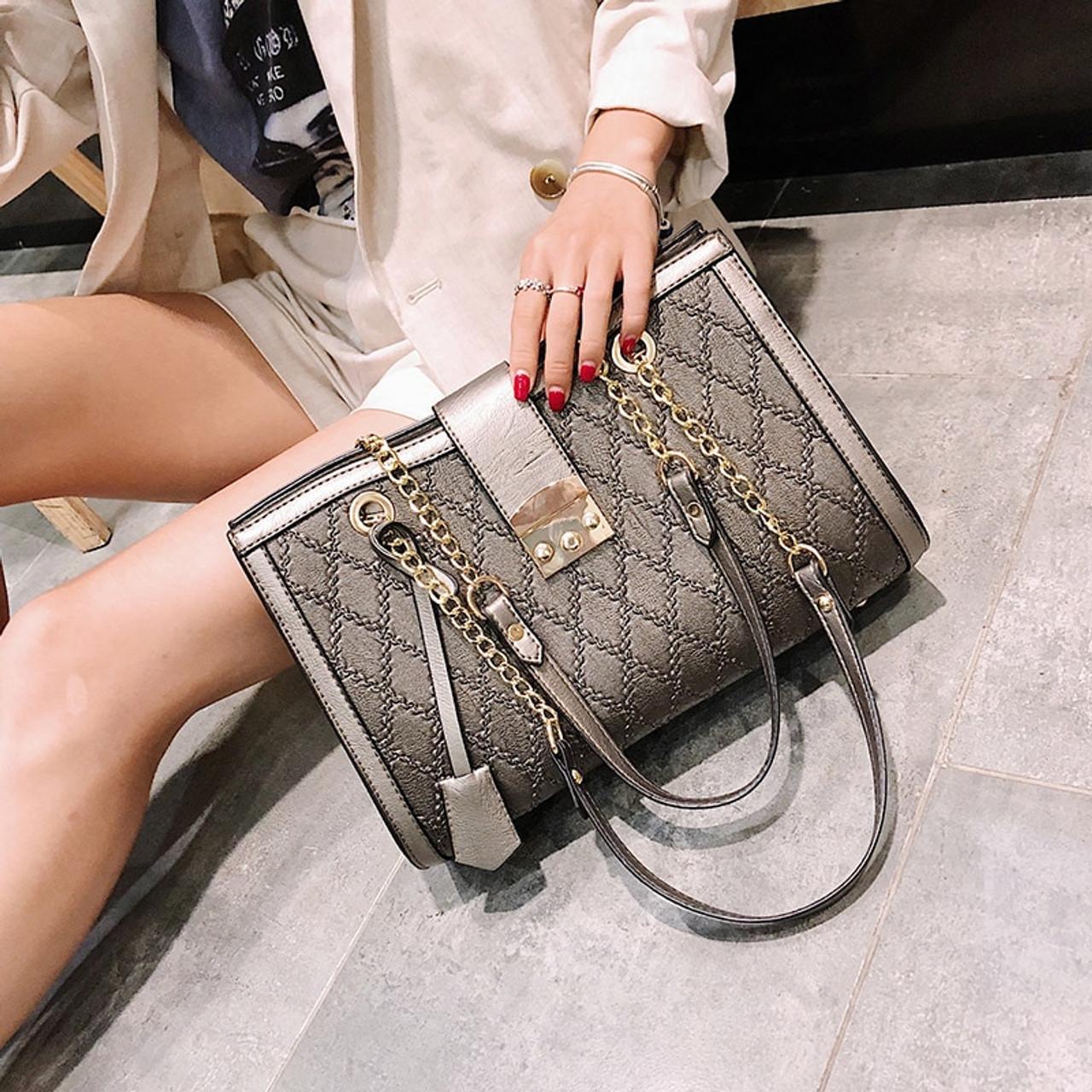d1540f60b988a ... Sac Femme Famous Brand Luxury Handbags Women Bags Designer Female  Leather Shoulder Bag Ladies Elegant Messenger ...