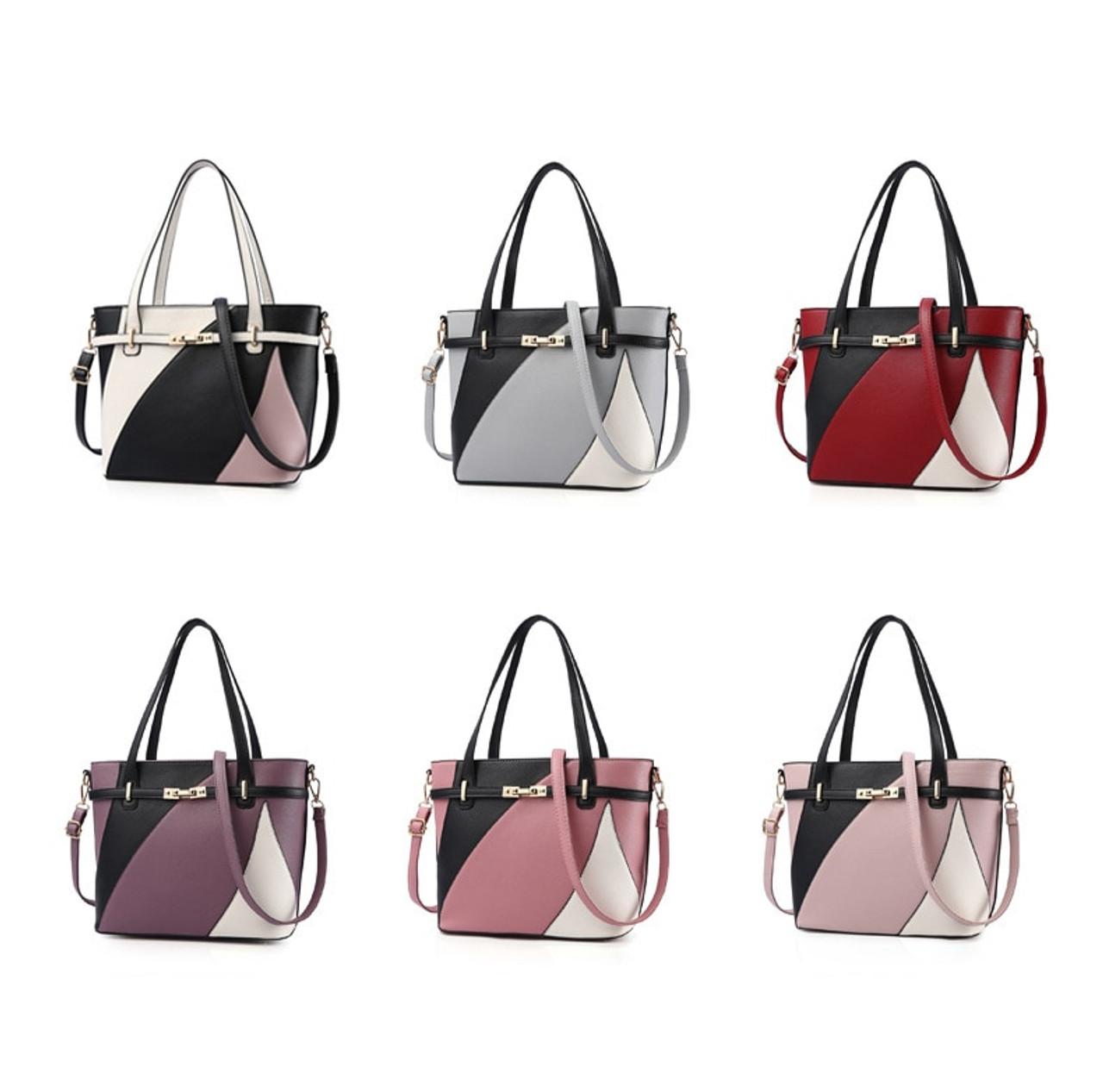 0e1e2b54b94 Aliwood Europe New Women's Handbags Shoulder bag Ladies' Leather Messenger  Bag Large Capacity Design Fashion Crossbody Bags Tote