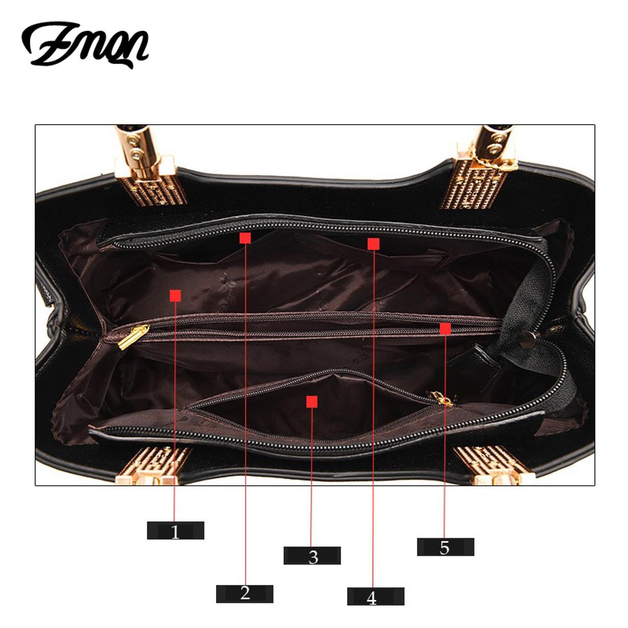 6cd4ddd2358 ZMQN Luxury Handbags Women Bags Designer Ladies Solid Shoulder Bag For  Women PU Leather Tassel Embroidery Handbags Kabelka B748