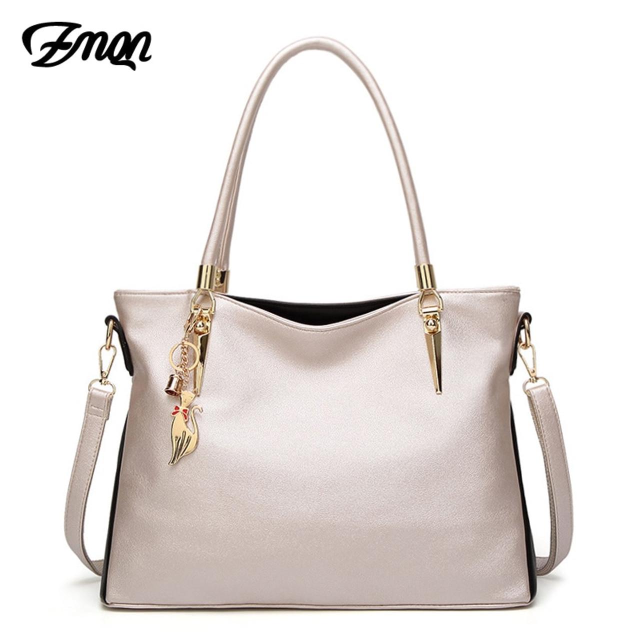 da2641bfa6 ZMQN Luxury Handbags Women Bag Designer 2018 PU Soft Leather Shoulder Bags  for Women Famous Brand ...