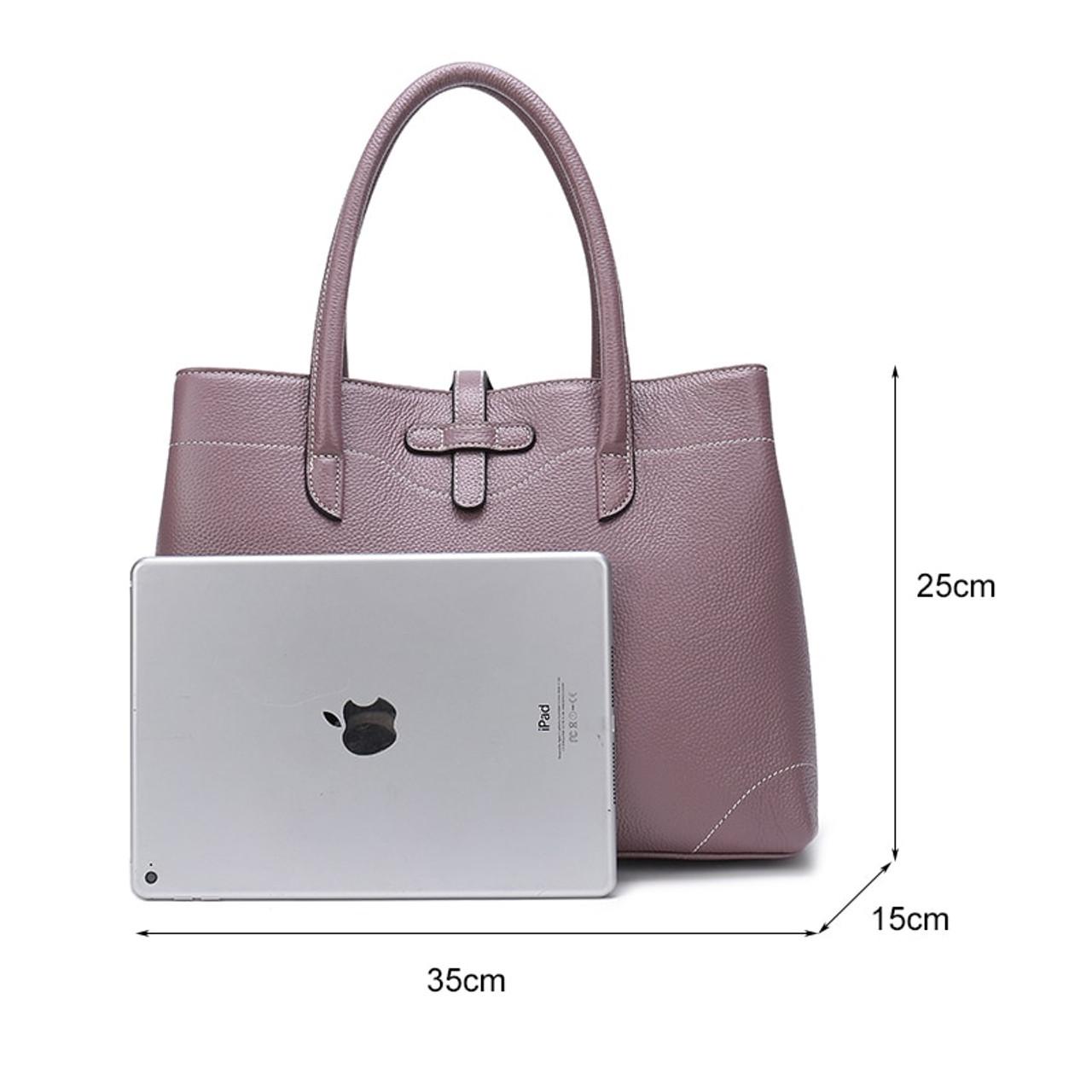 113c7fda06b LY.SHARK Luxury Handbags Women Bags Designer Genuine Leather Bags For Women  Hand bag Female Top-Handle Bag Ladies Tote 2019