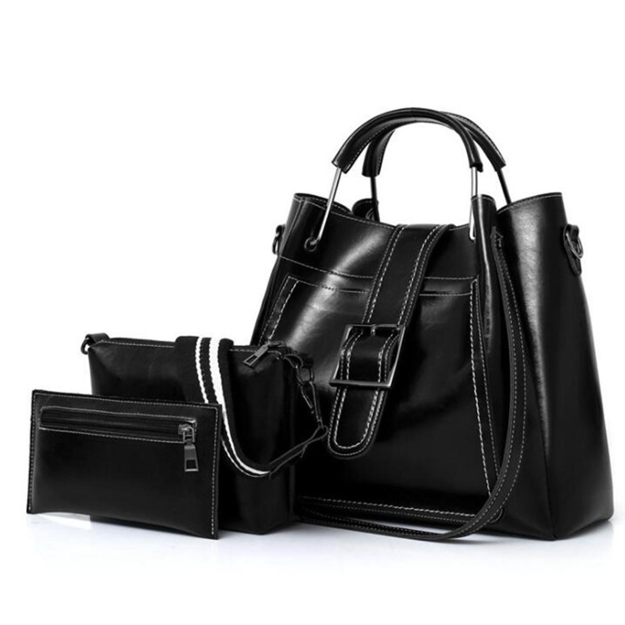 c8dbd56ca03 Women's Messenger Bag Women Bags Leather Luxury Handbags Famous Brands  Female Shoulder Bags Designer Crossbody Bags For LW-171