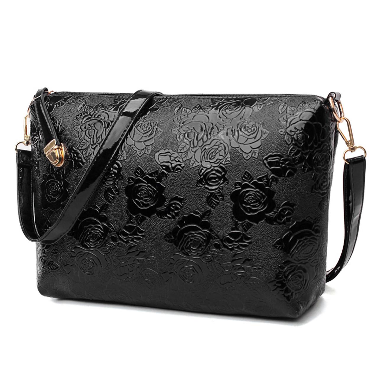 70cddee171886 ... Women's Handbags Fashion Shoulder Bag Female Messenger Bag High Quality  6-Piece Set Famous Designer ...