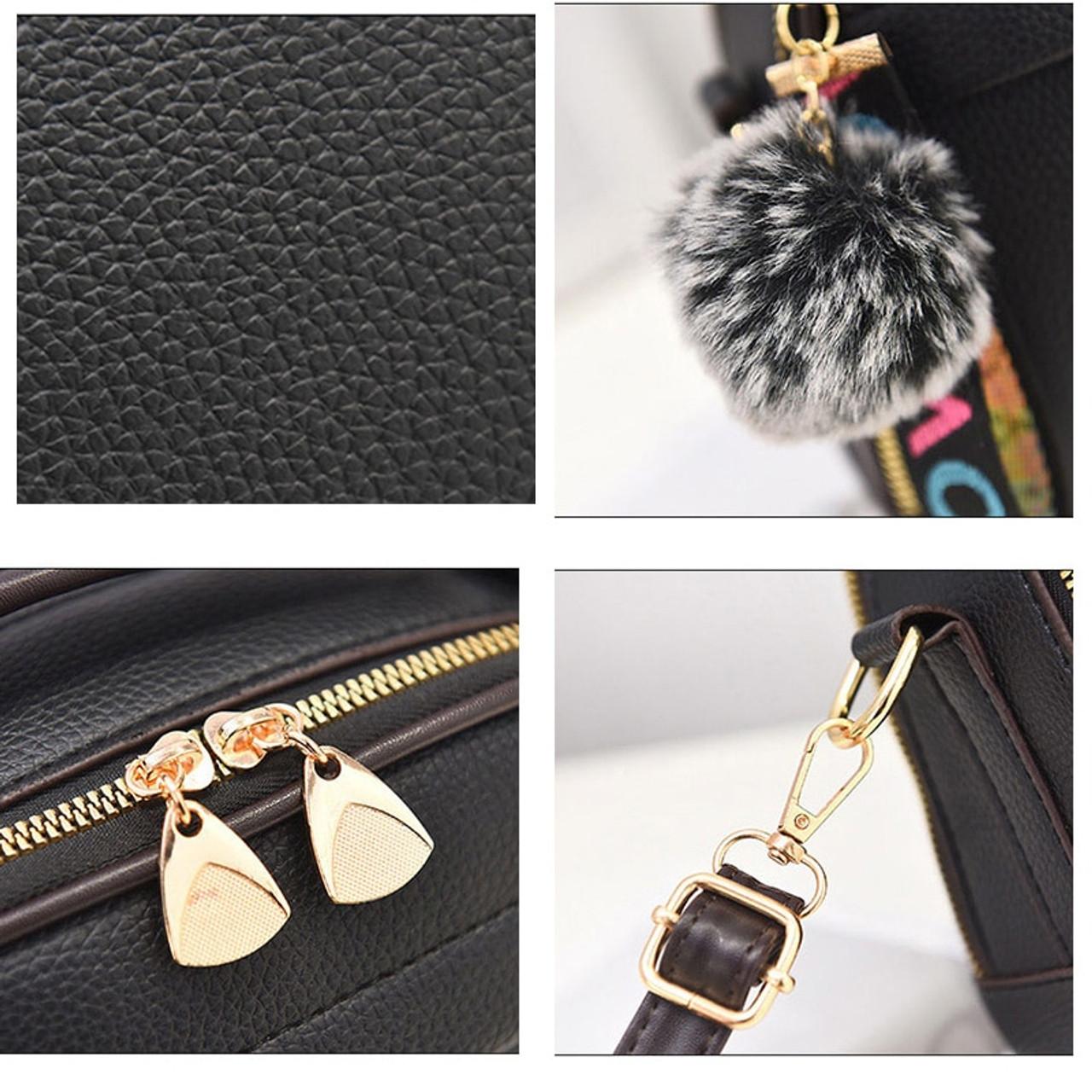 ... New Crossbody Bags For Women 2018 Handbag Shoulder Bag Female Leather  Flap Cheap Women Messenger Bags ... 918f8bdcc8882