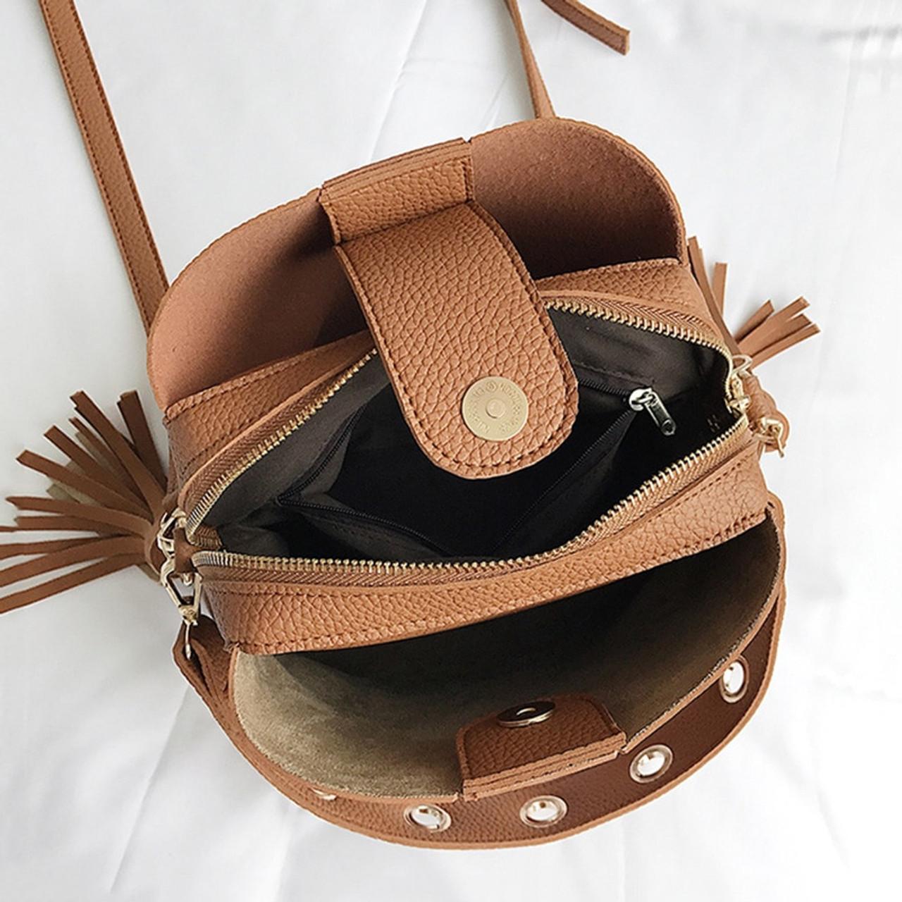 MARFUNY Brand Tassel Shoulder Bag Female Vintage Crossbody Bags For Women 2018