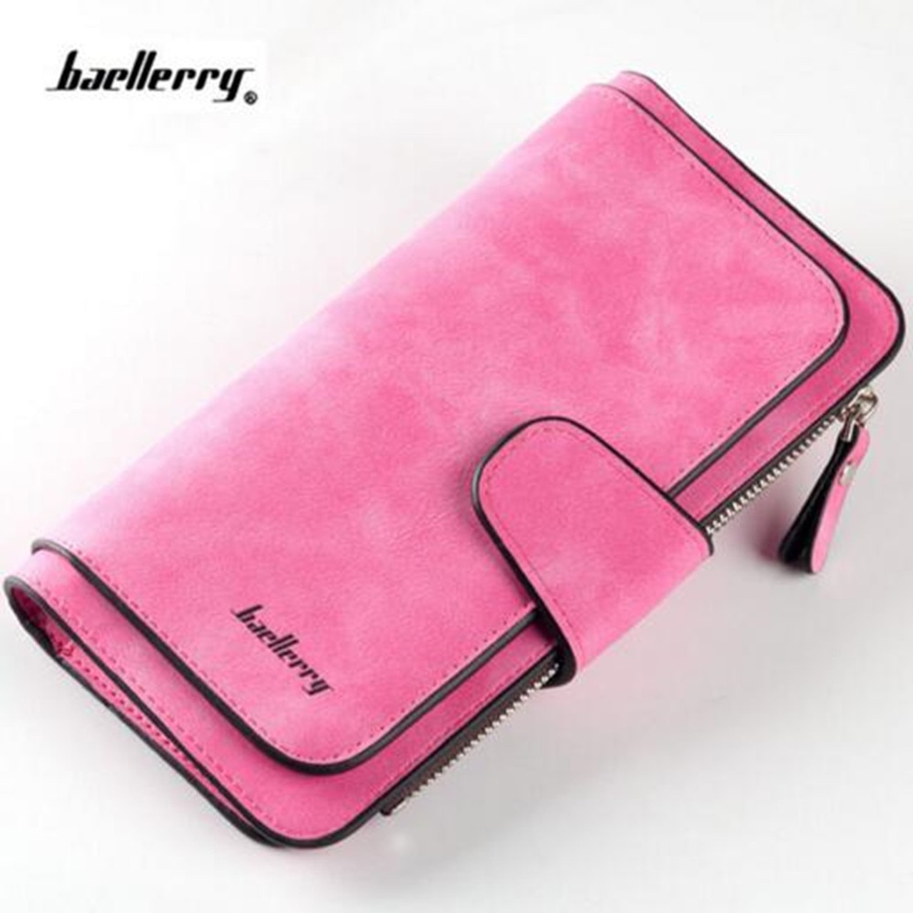 c0897bdae6b Long Clutch Phone Wallet Women Designer Luxury Brand Female Ladies Coin  Purse Money Bag Cuzdan Card Holder Walet Vallet Kashelek