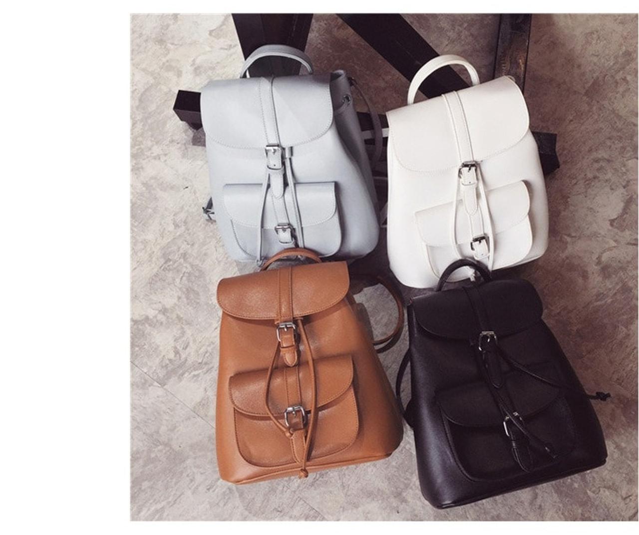 06d2be734b ... Miyahouse High Quality Women Drawstring Backpacks Trendy Teenager Girls  Mini Shoulder School Bag Female Leisure Travel ...