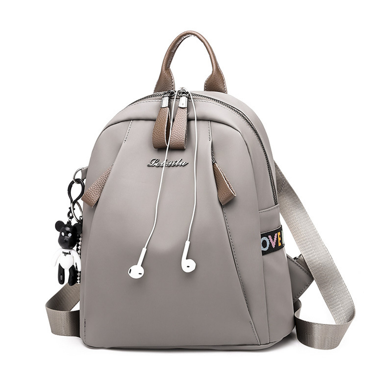 f770cb80b2cf ... Luxy Moon 2019 New Shoulder Backpack Female Ladies Fashion Trend Bag  Korean Version of the Wild ...