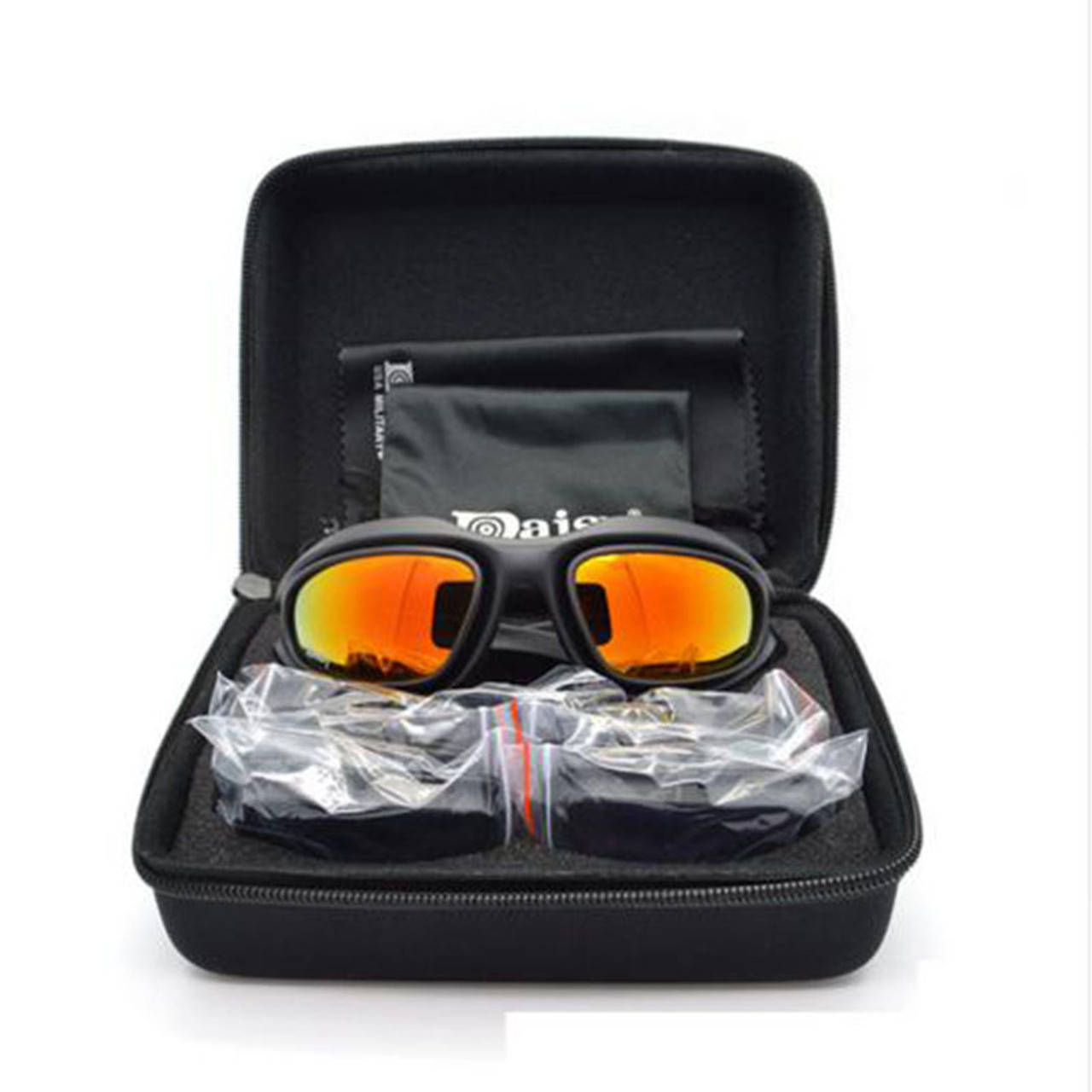 5e5b4acfce2d daisy c5 colour coating of high quality hd UV400 sunglasses Men s men in military  tactical warfare ...