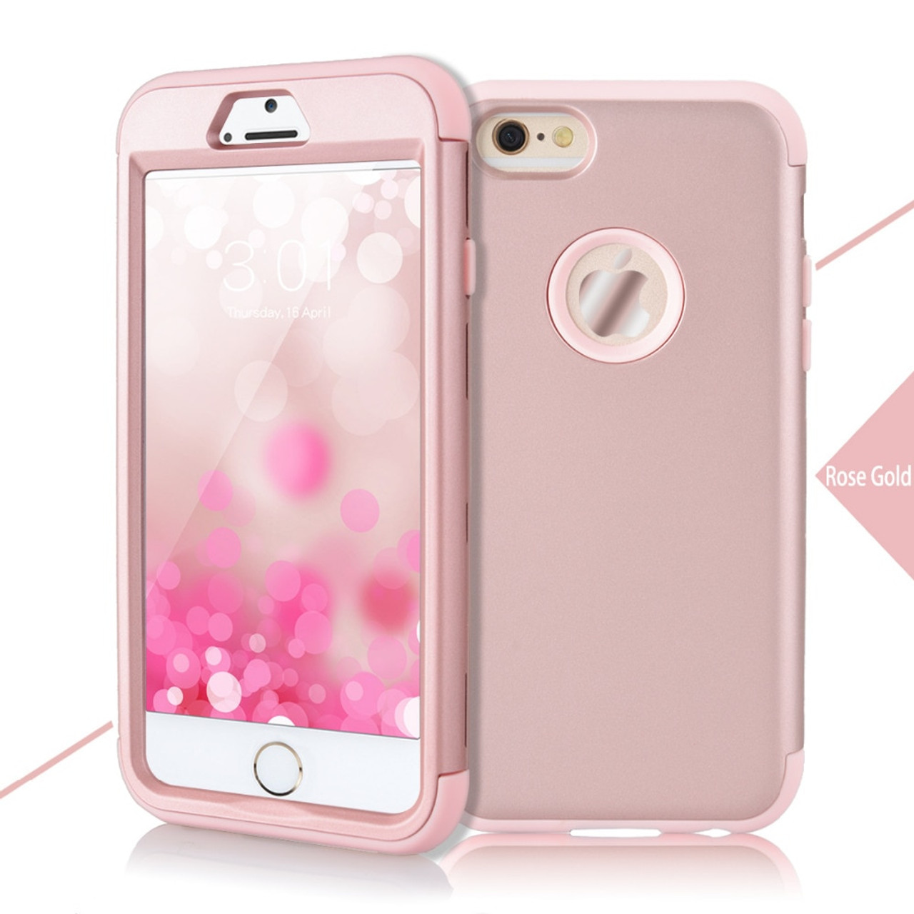 Luxury Hard Full Protect Case For Iphone 6 6s Plus Case For Iphone 7