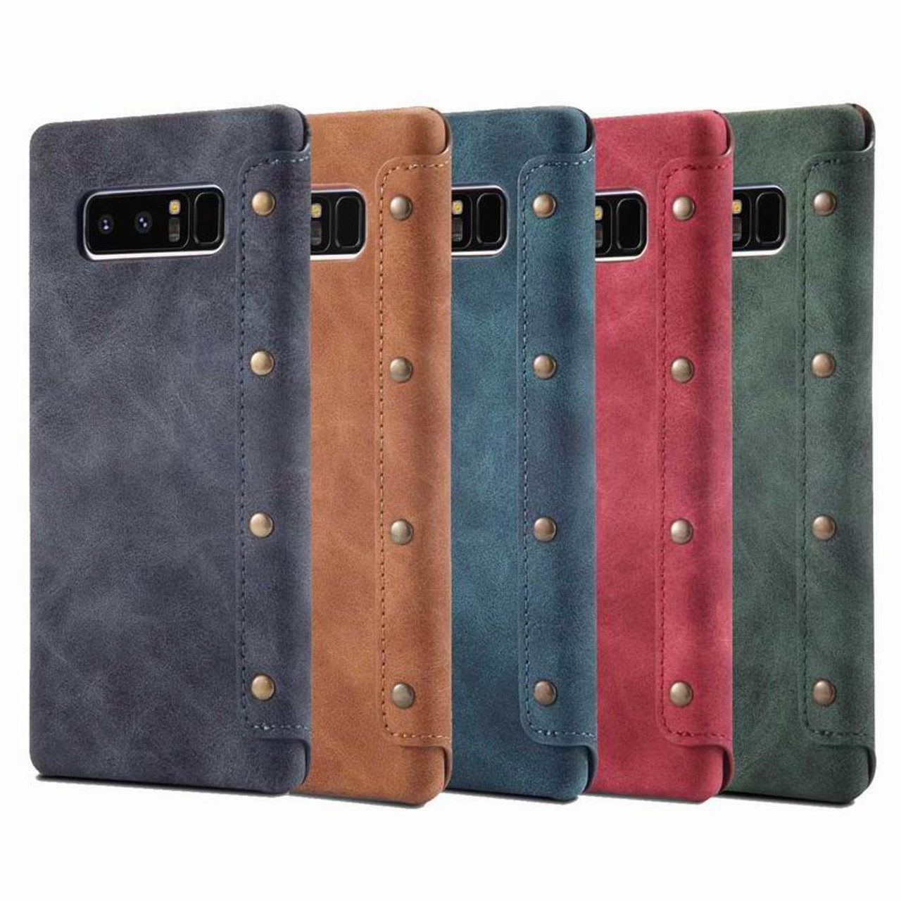 dbacff59cbec Note9 Flip Cover Case For Samsung Galaxy S9 S 9 Plus Note 8 Cell Phone  Luxury ...