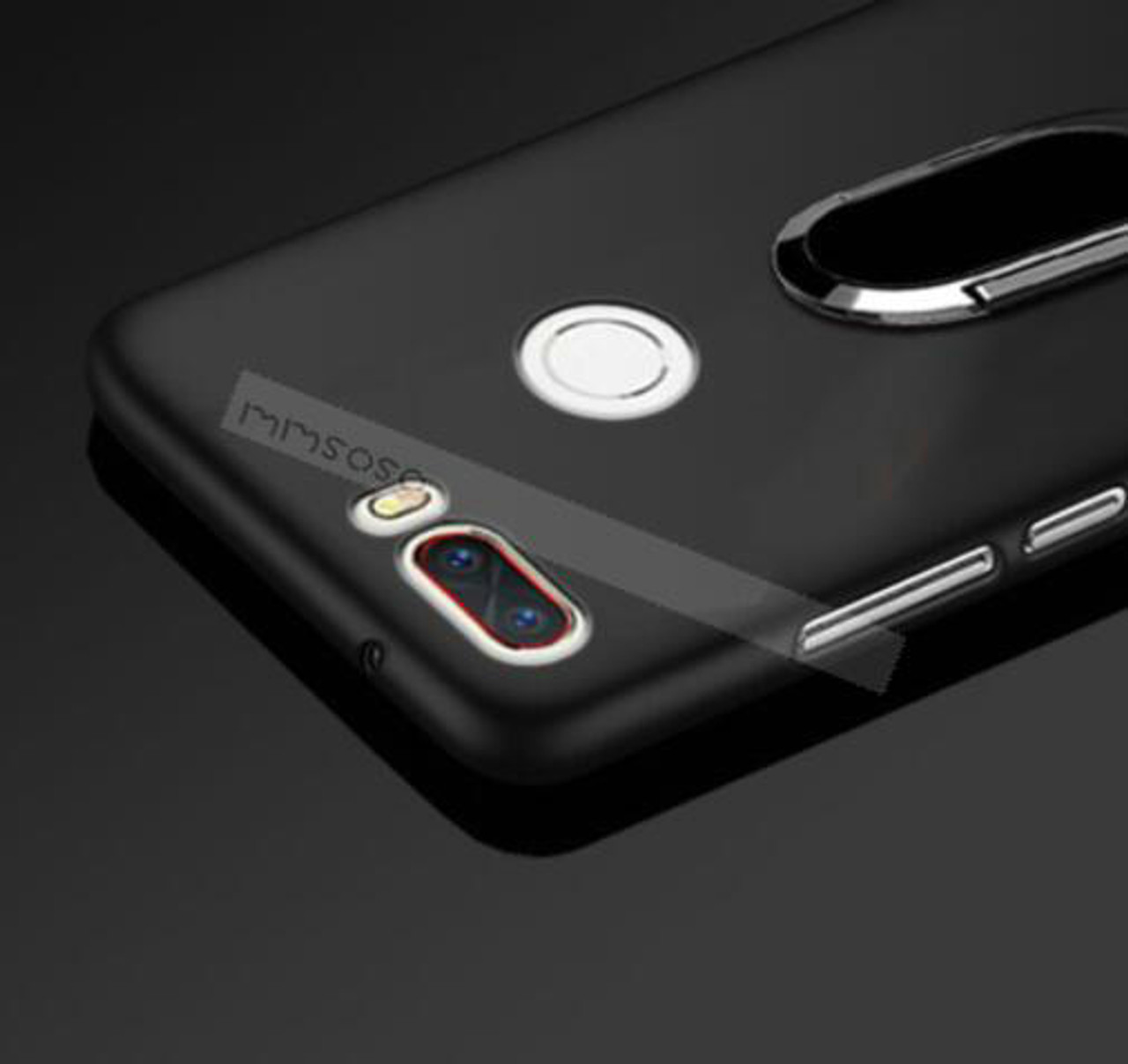 Luxury Magnet Case For ZTE Nubia Z17 Case Cover Full Protection Frosted  Soft Silicone Case For ZTE Z17 Lite Matte Phone Cases