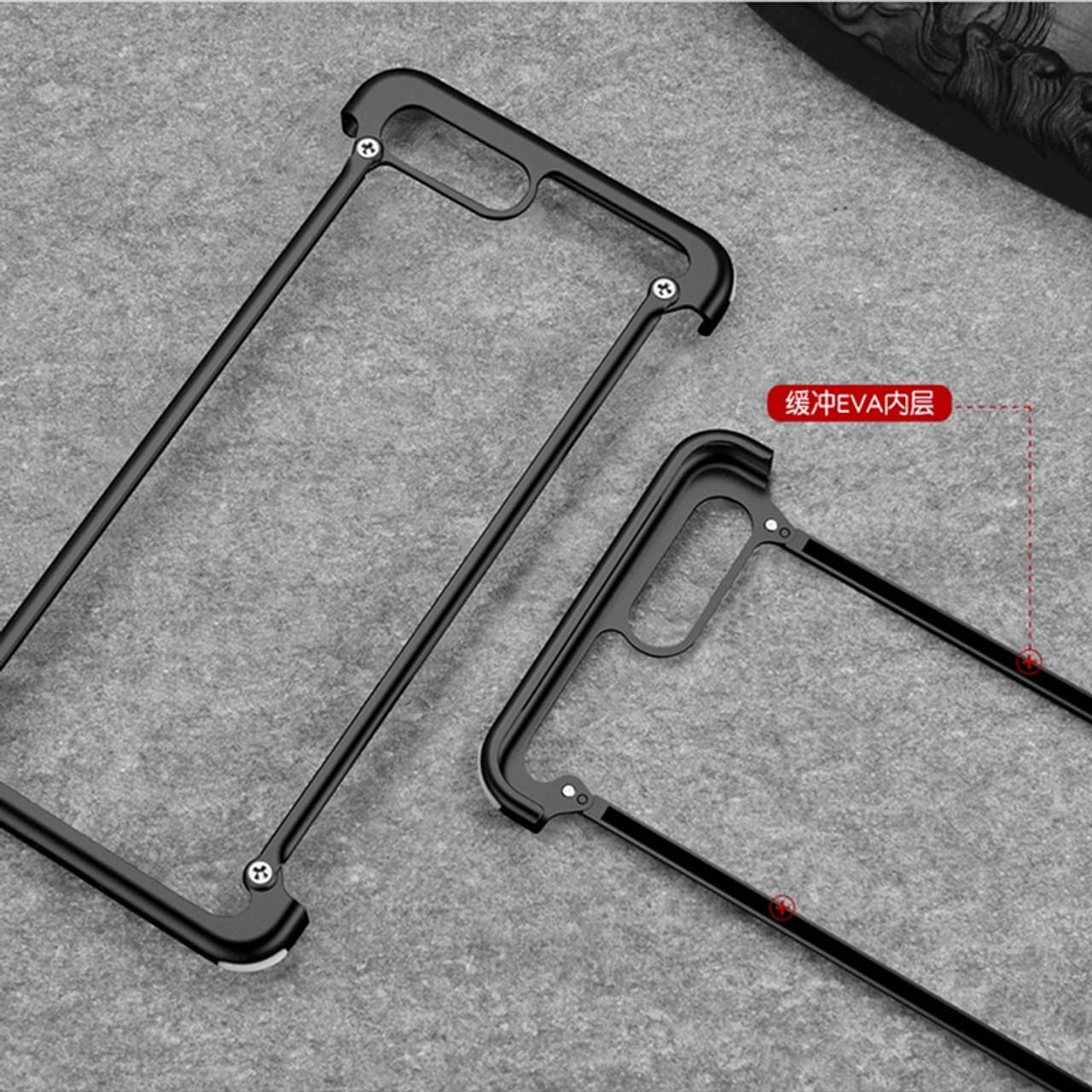 for Nubia Z17 case Aluminum metal bumper case for ZTE nubia Z17 lite cases