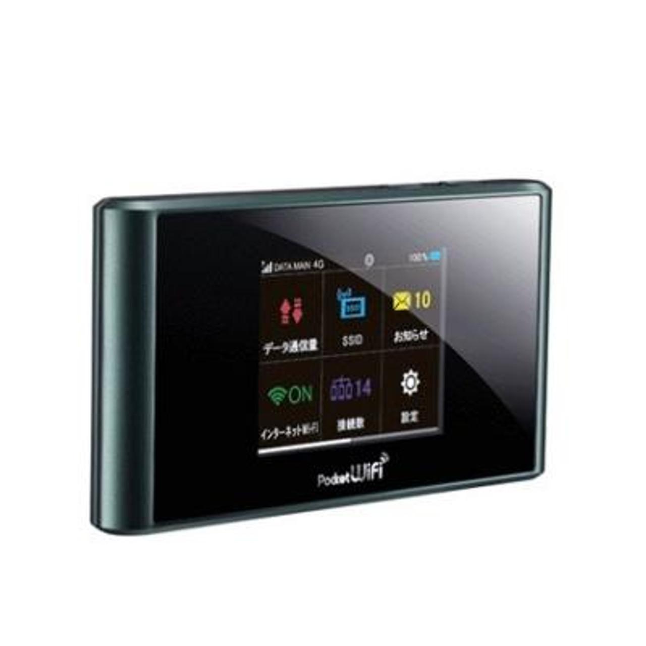 ZTE Softbank 303zt LTE 4G WiFi pocket router unlocked