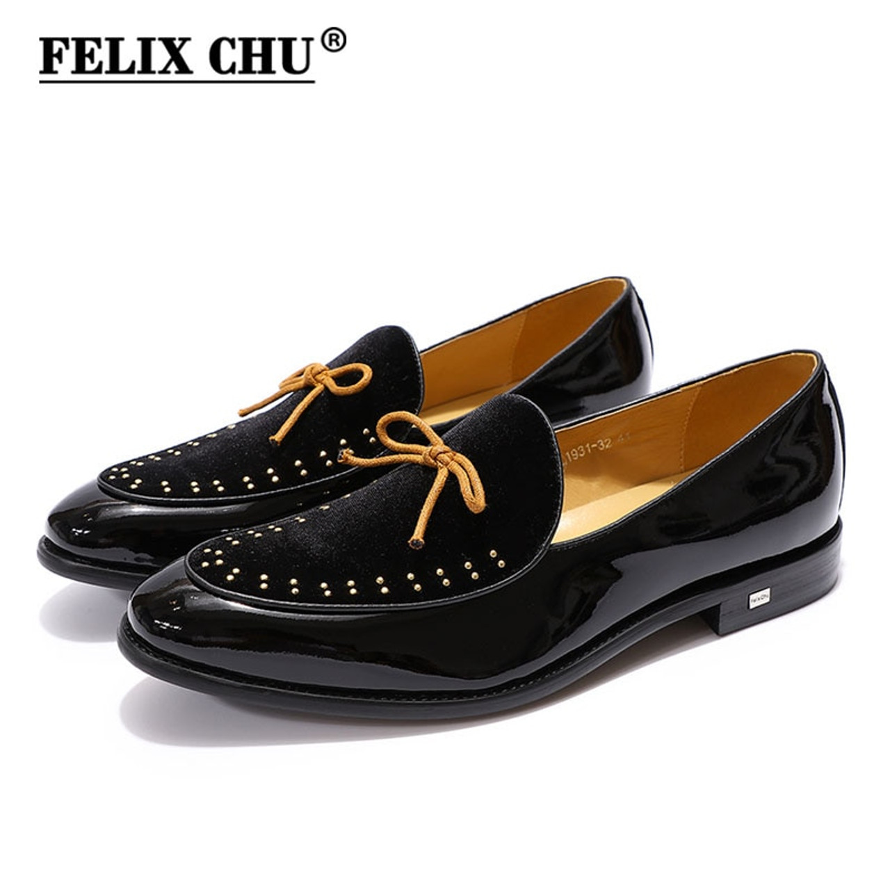 57d12db14b8 FELIX CHU Brand Mens Shoes 2018 New Breathable Comfortable Men Loafers  Luxury Street Men s Wedding Party ...