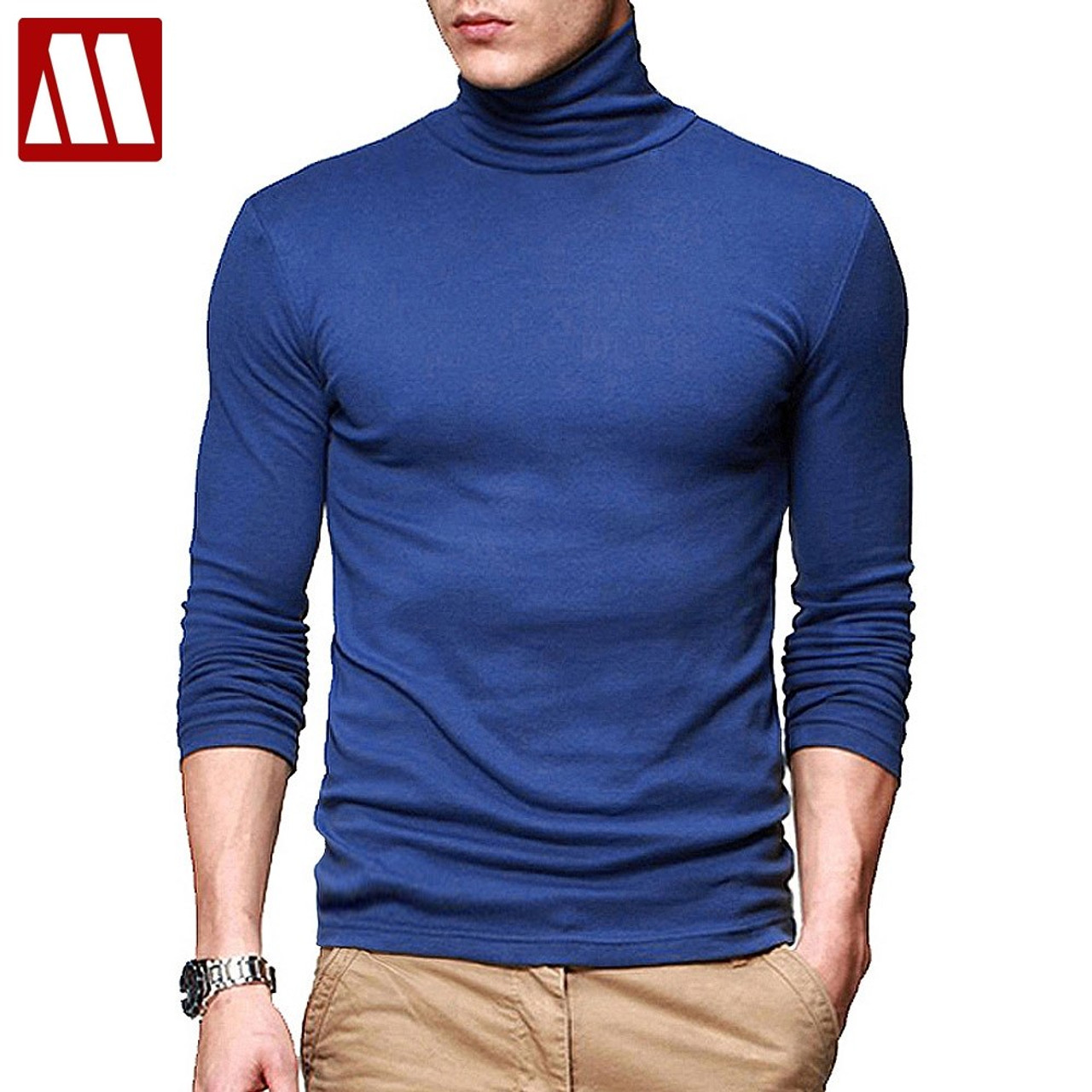 2019 Spring Amp Fall New Men S Fashion Brands Long Sleeve T Shirt