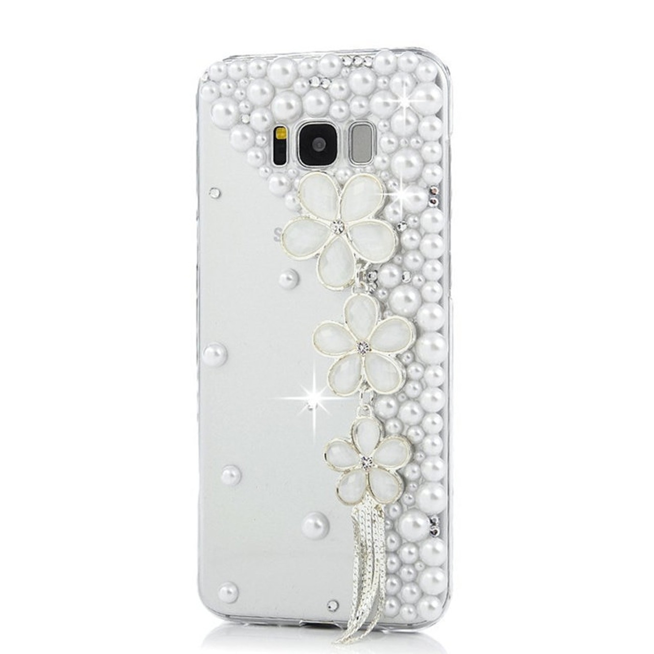 71912acf0ae ... S8 Plus Diamond Bling Rhinestone Case for Samsung Galaxy J7 Neo J3 J5  A3 A5 A7 ...