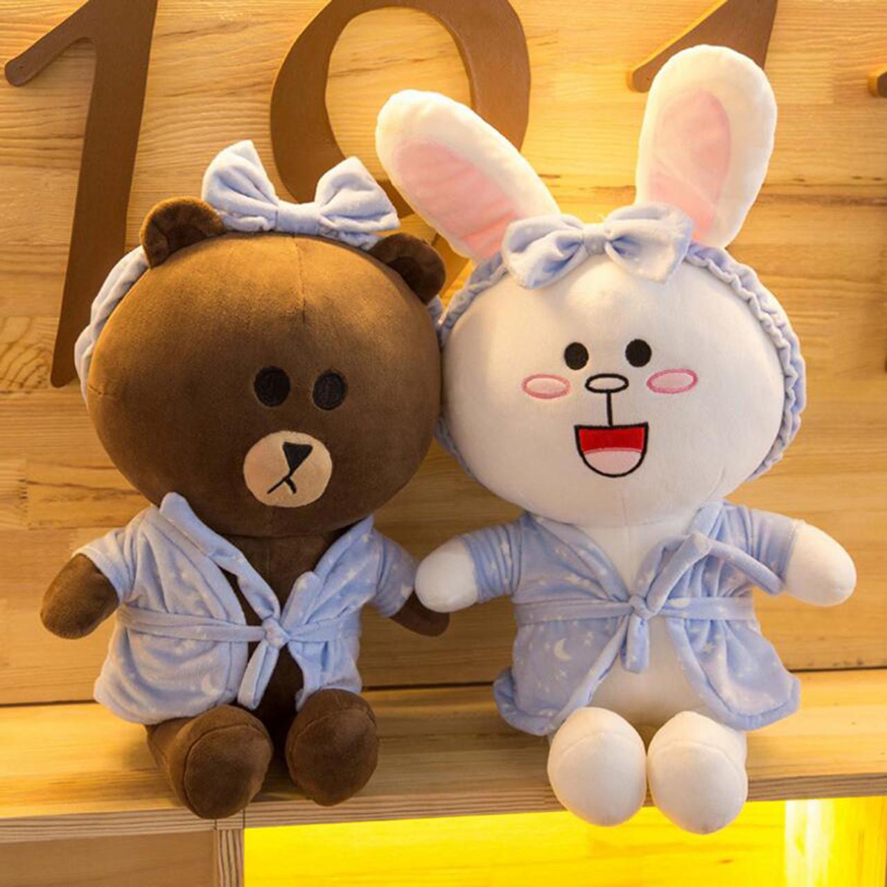 Brown Large Rilakkuma Relax Bear Plush Toy Doll Best giant Xmas kids gift 60cm
