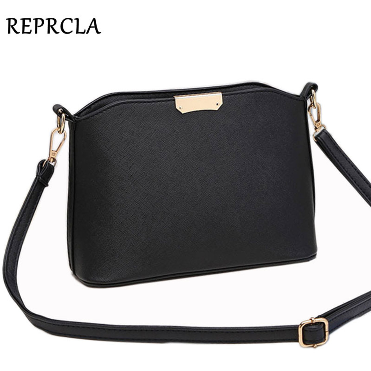 1cc962841733 ... REPRCLA New Candy Color Women Messenger Bags Casual Shell Shoulder  Crossbody Bags Fashion Handbags Clutches Ladies ...