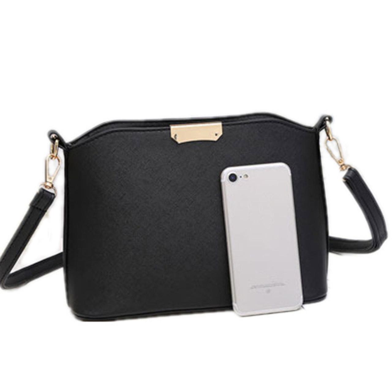 Womens Designer Wrist let Belt Crossbody Bag Ladies Messenger Party Shoulder Bag