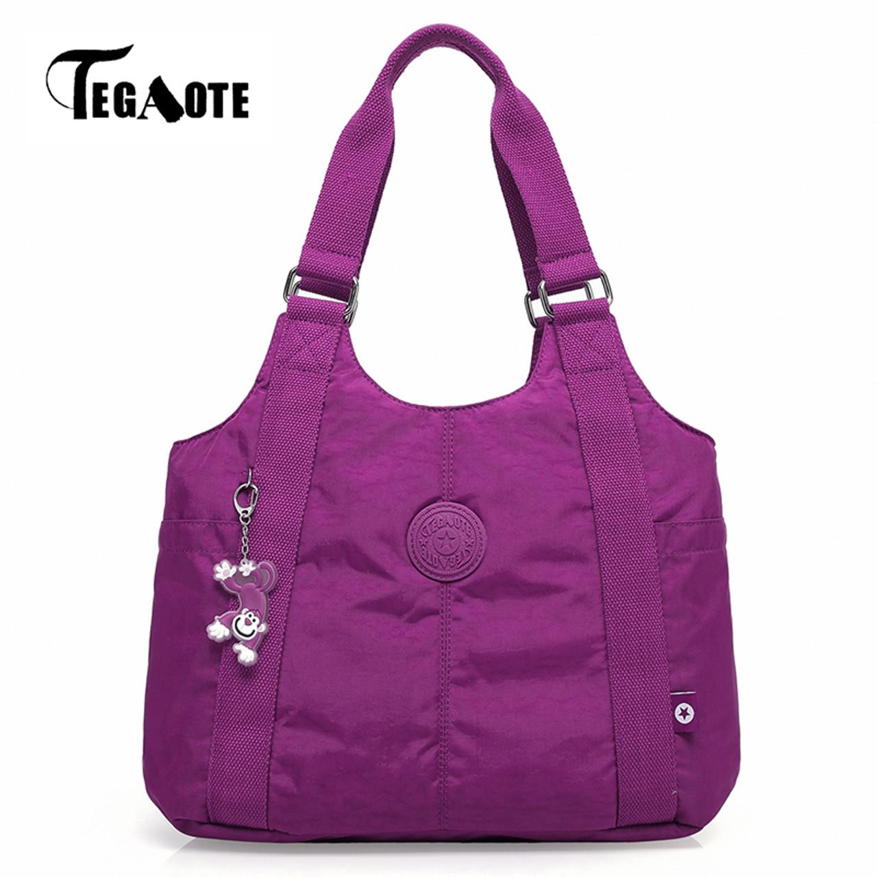TEGAOTE Bags Women Messenger Bag Shoulder Female Bolsas Feminia Luxury Handbags  Women Bags Designer Beach Casual Tote Sac Femme - OnshopDeals.Com 8cc6a225e0