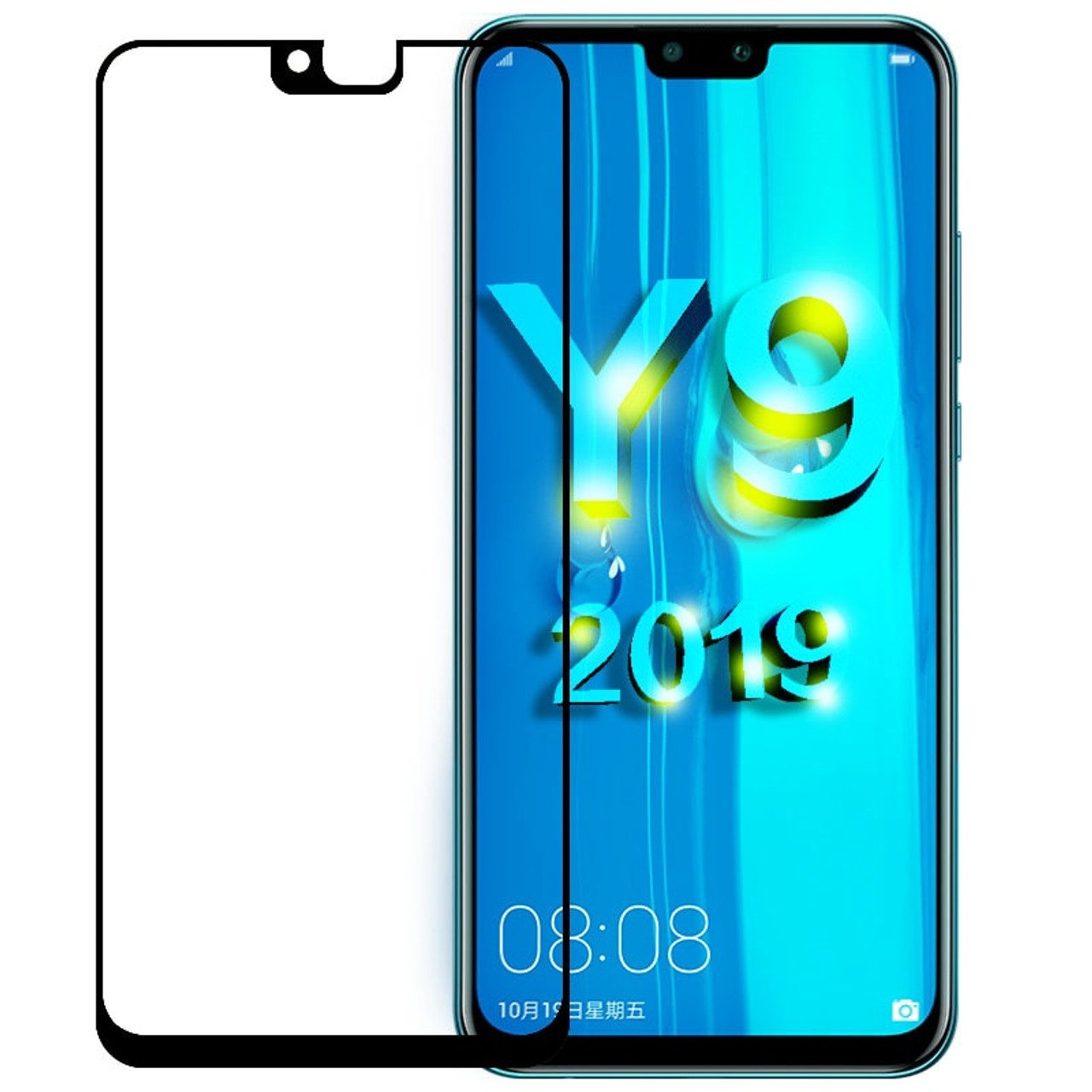 Global ROM Huawei Y9 2019 Enjoy 9 plus Mobile Phone6 5''Full Screen  Hisilicon Kirin 710 Octa Core Android 8 1 4000mAh Smartphone