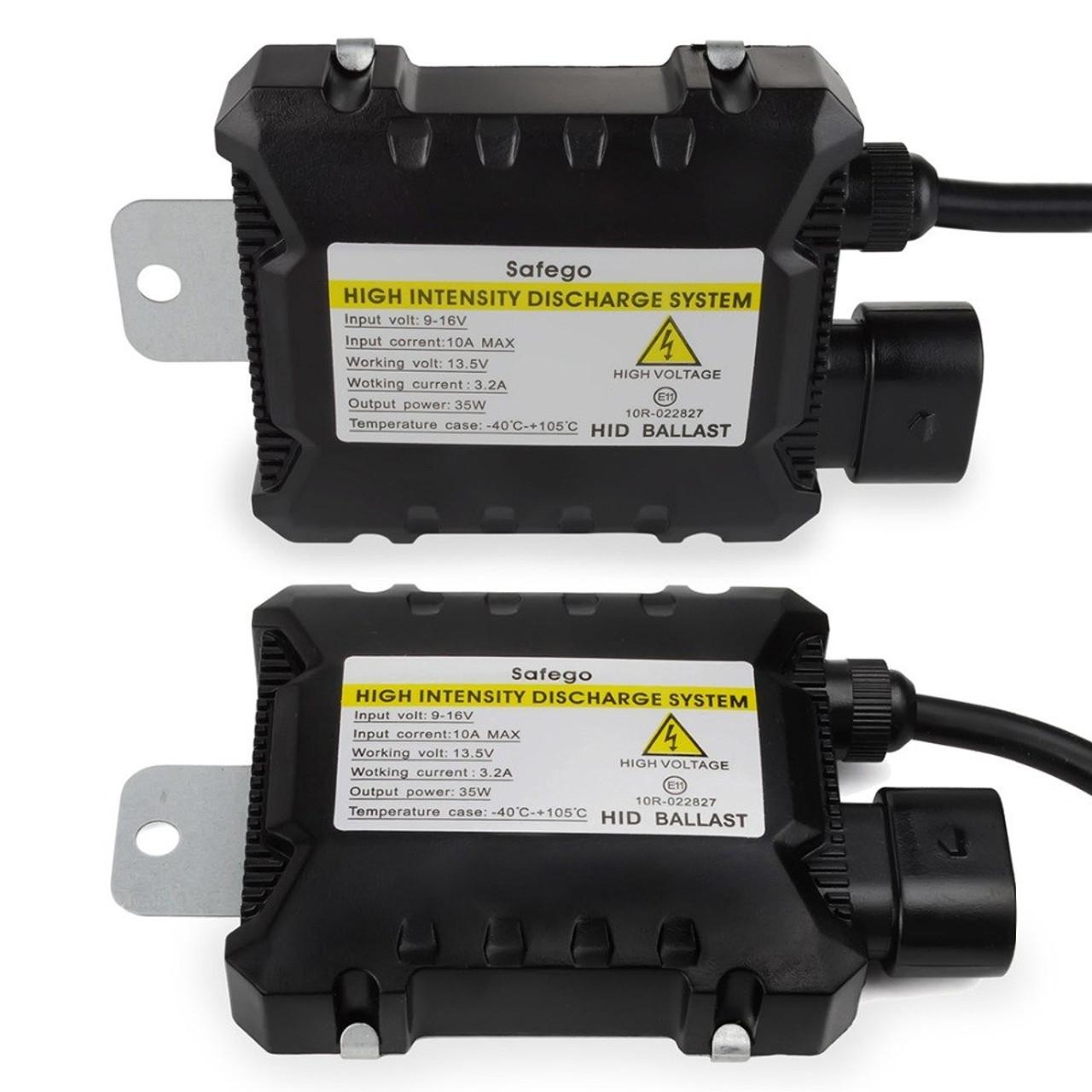 Xenon 35w HID Kit 9006 9005 H11 9007 9004 H4 9003 H7 Headlight High Low Beam Kit