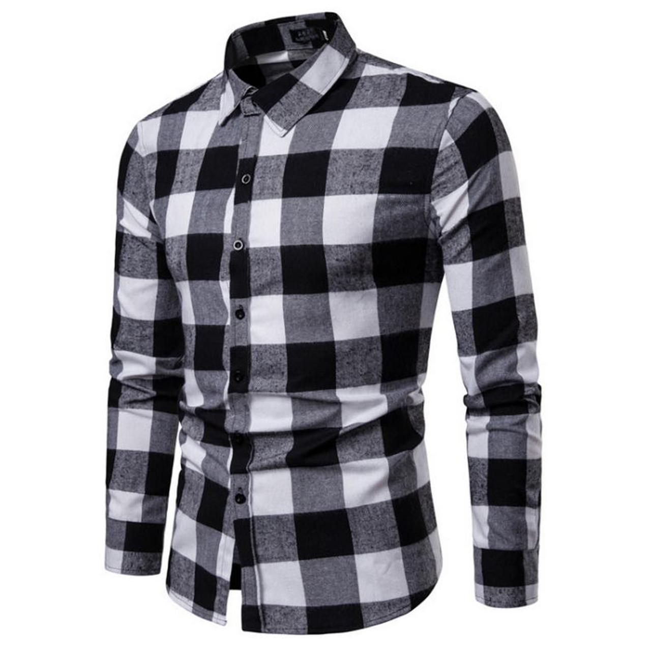 gut wasserwaid.de Fashion Clothing Fieer Mens Long Sleeve Plus ...