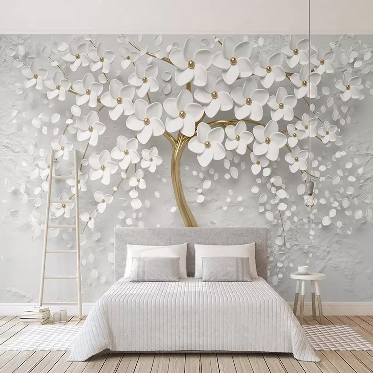 3d Mural Wallpaper For Bedroom