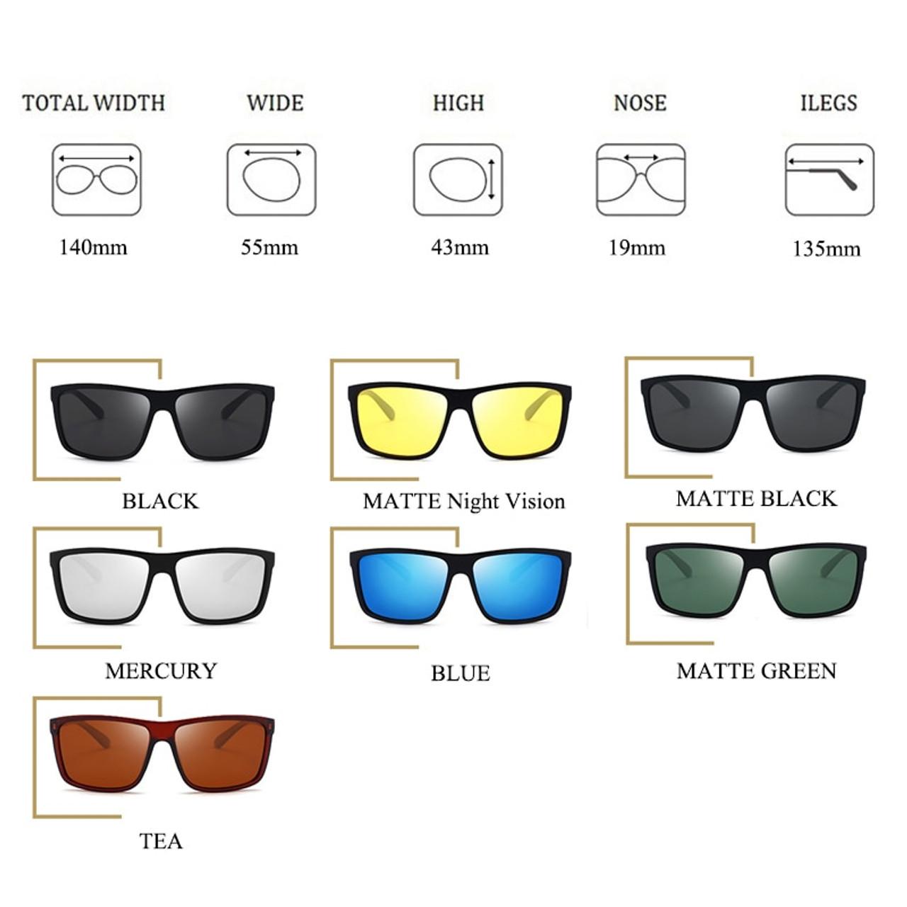5de27be009 ... SIMPRECT 2019 Square Polarized Sunglasses Men UV400 High Quality Driving  Mirror Sun Glasses Vintage Lunette De ...